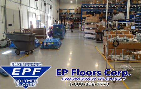 should manufacturing facilities use epoxy flooring or urethane