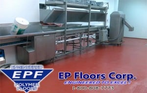 industrial kitchen flooring
