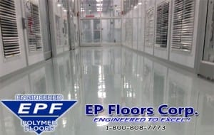 Epoxy Floor Coating Company - Turn Key Nationwide Installation