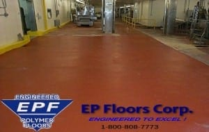 Latin America Food Processing Epoxy Flooring | Moisture Tolerant, Waterproof