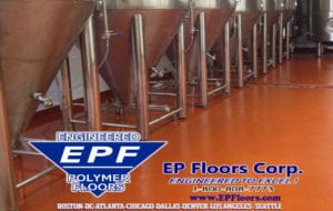 Craft Brewery Floors
