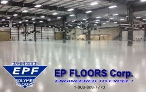 Concrete Moisture Epoxy Flooring Vapor Mitigation