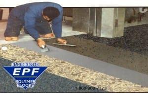 USDA approved floor installation