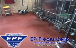 usda-food processing plant floor coating for kraft singles production floor