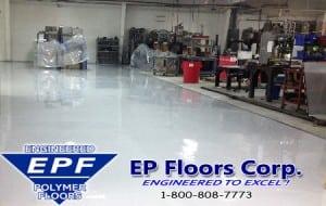 Moisture Remediation Epoxy Flooring Underlayments