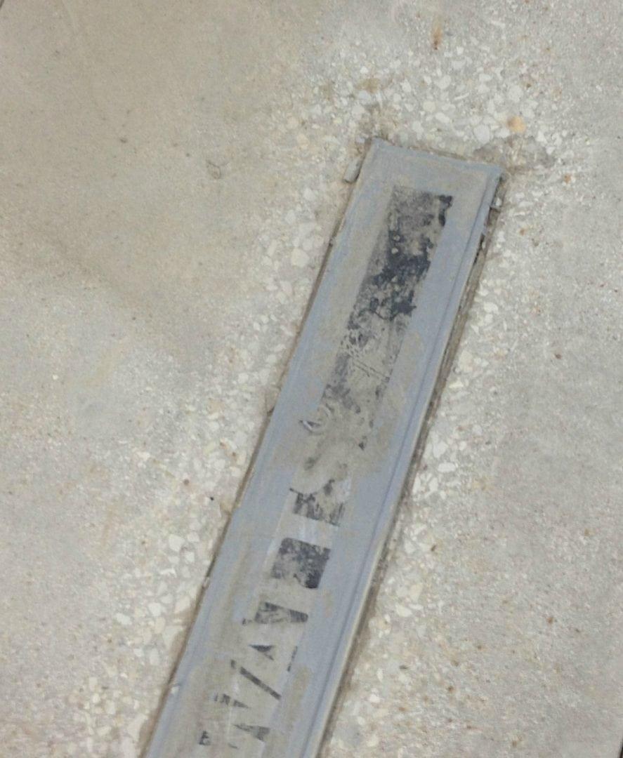 Install Flooring Around Floor Drain: Epoxy-Urethane Flooring