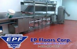 industrial food grade flooring