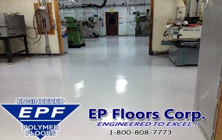 disadvantages of epoxy flooring