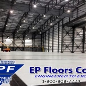 industrial protective floor coating
