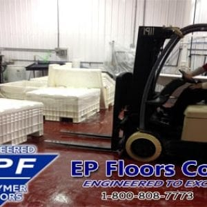 Industrial Epoxy Floor Coating Contractors