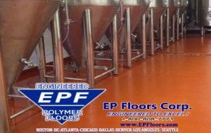 Craft Brewery Floors