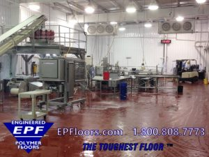 food processing floor connecticut