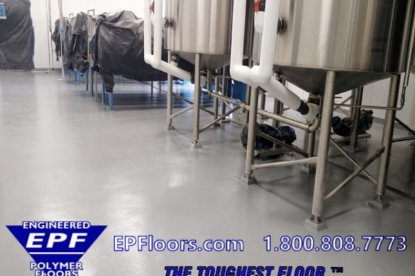 industrial floor finish