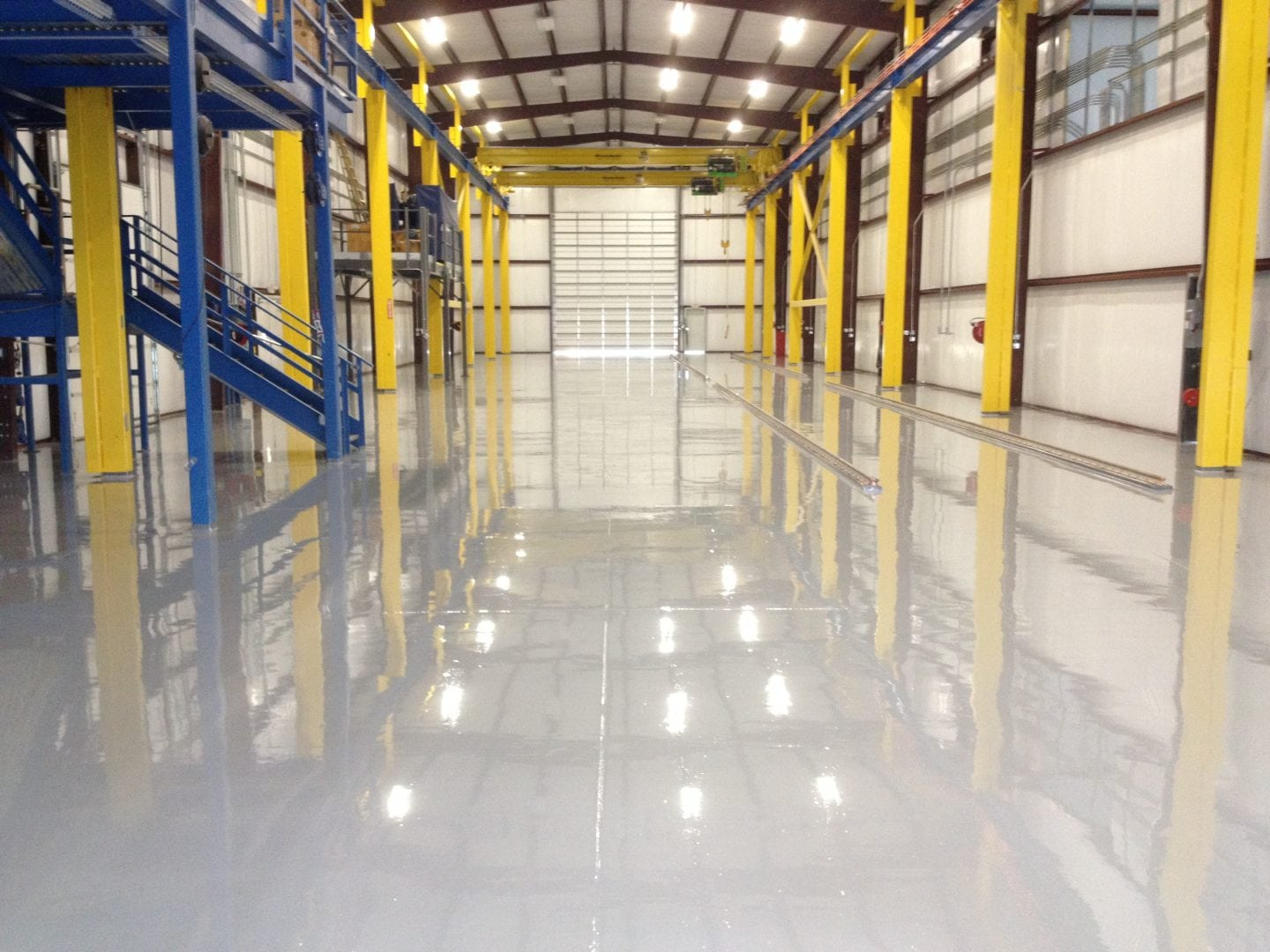 hangar floor coating