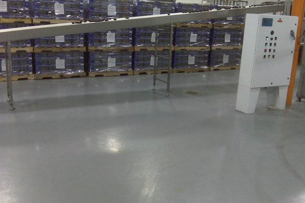SQF approved floor