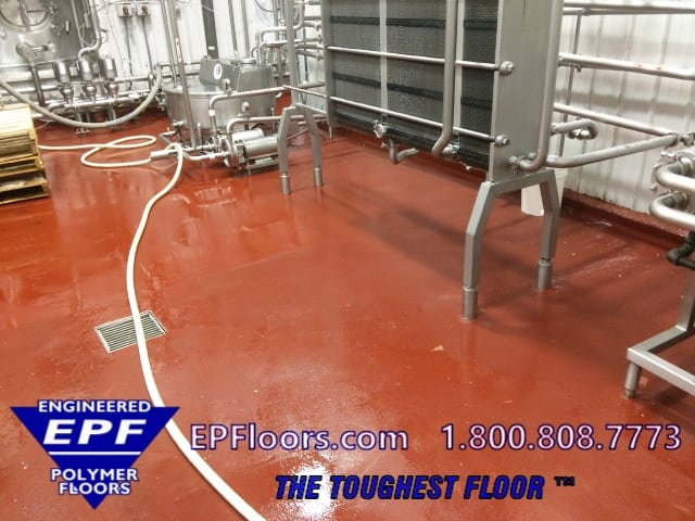 haccp urethane cement flooring solutions