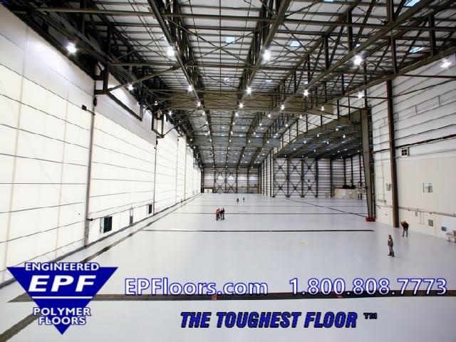 epoxy urethane floor coating