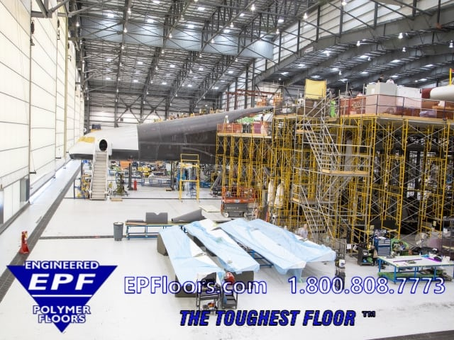 urethane flooring solutions by epf