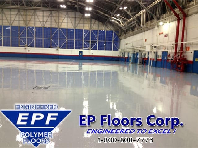 industrial warehouse flooring