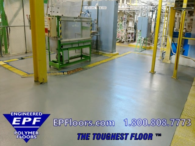 pharmaceutical chemical floor