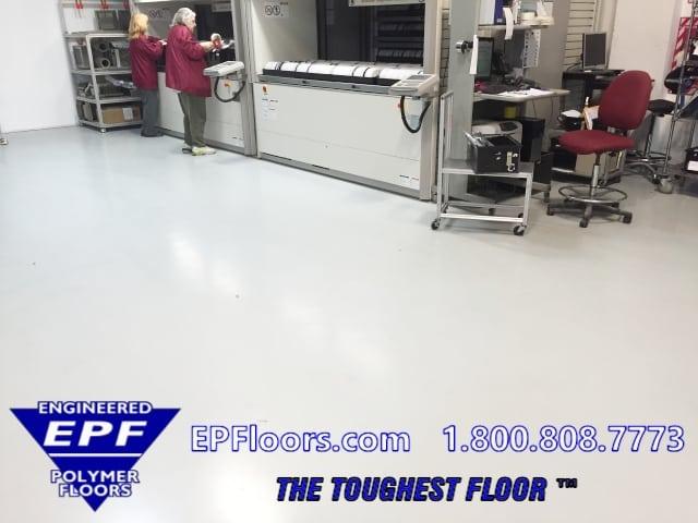 esd epoxy floor