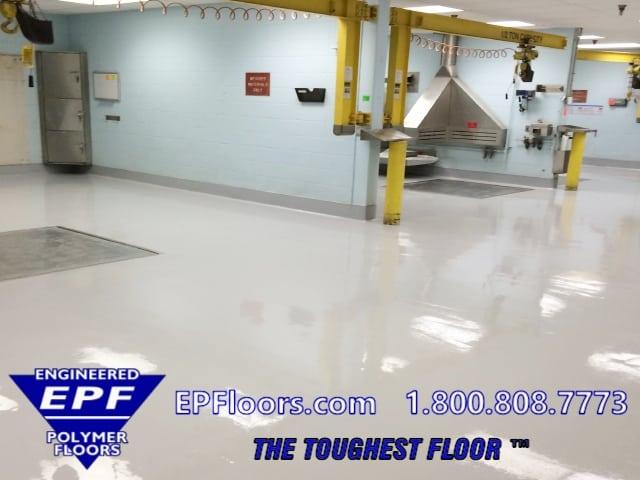 cleanroom floor