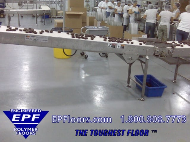 industrial bakery flooring
