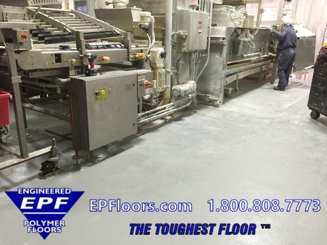 epoxy floor urethane floor