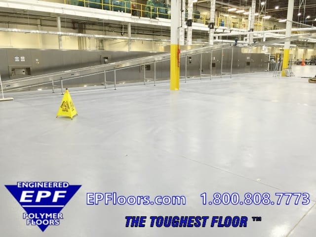 bakery floor coatings