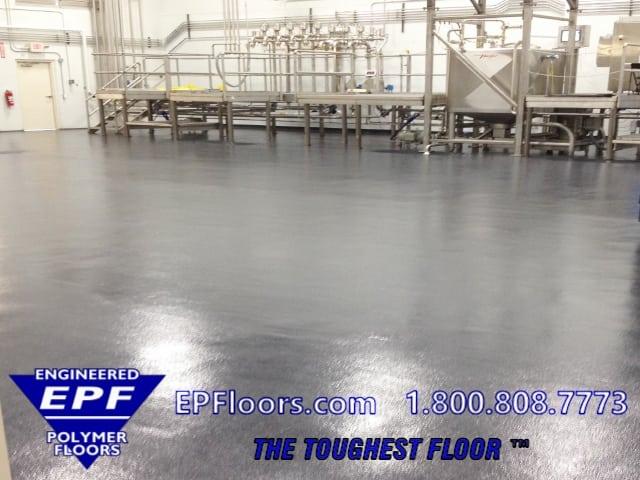 epoxy beverage floor