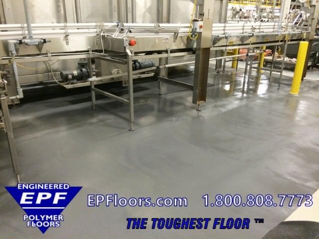 food grade beverage floor
