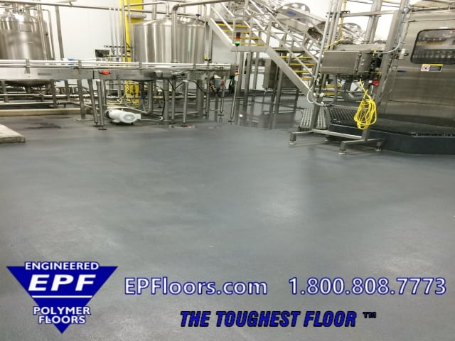 usda beverage floor