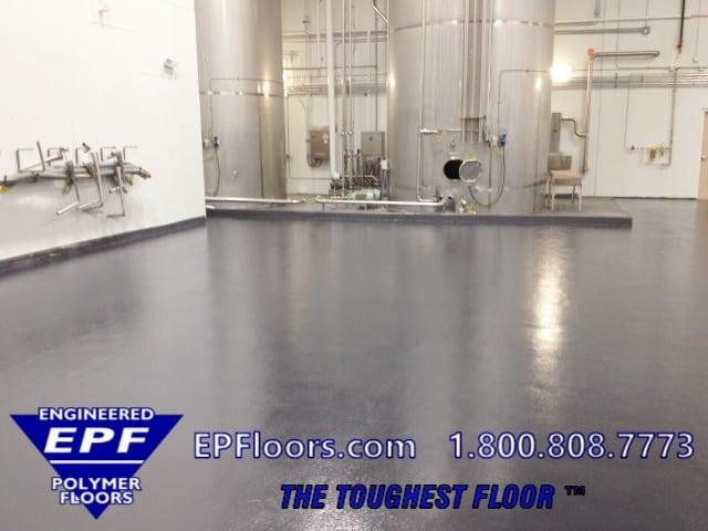beverage flooring options