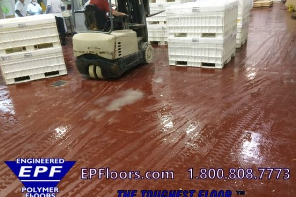 epoxy floor treatments