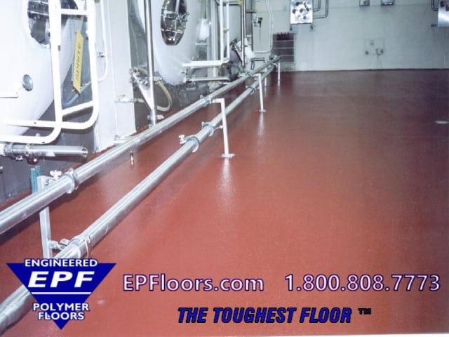 epoxy urethane floor