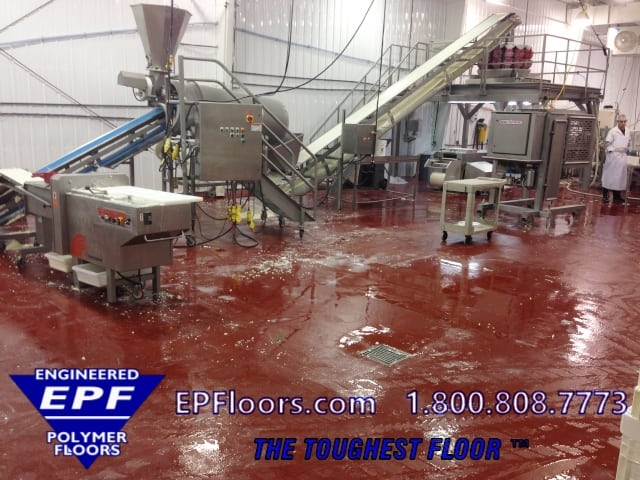 dairy epoxy floor