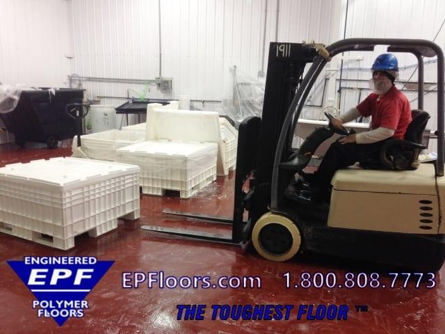 urethane flooring services