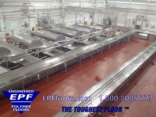 dairy flooring
