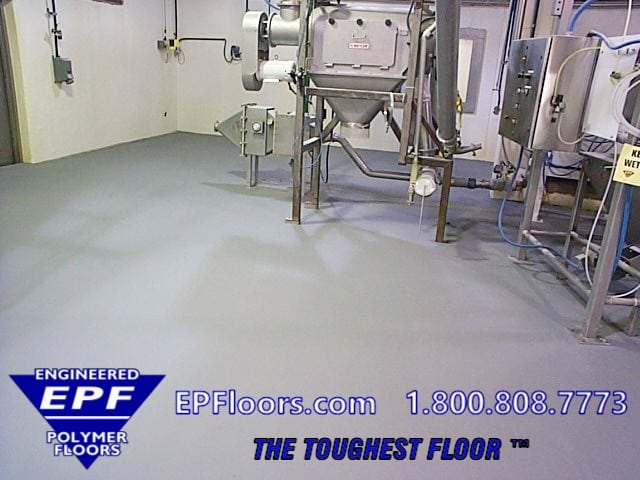 dairy epoxy floors