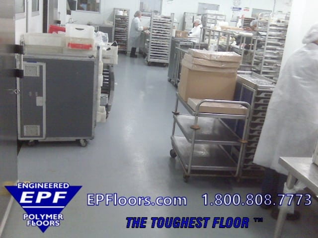 usda approved processing floor
