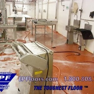 meat plant flooring