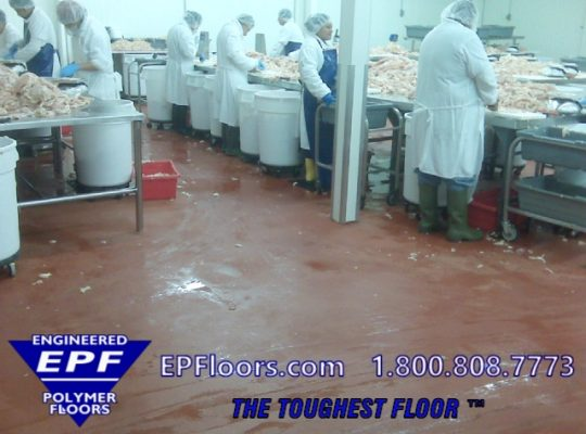 usda meat floor