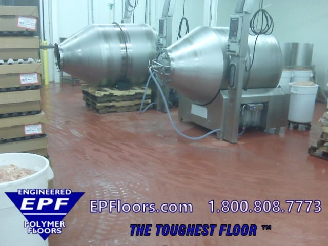 usda approved meat floor