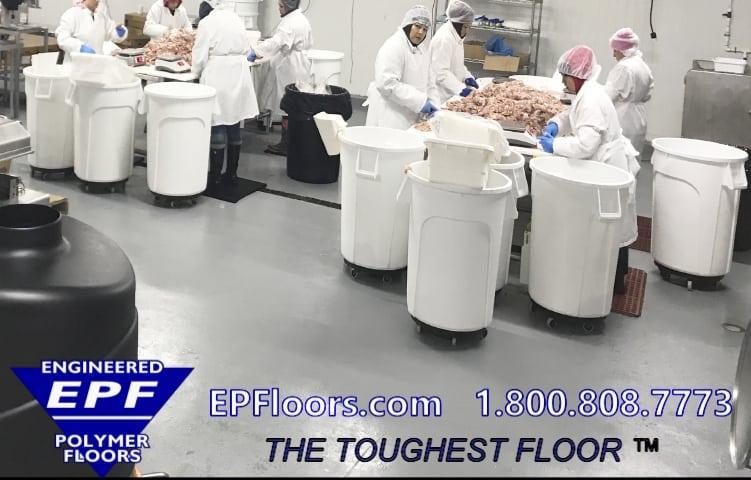 fda approved food grade floor