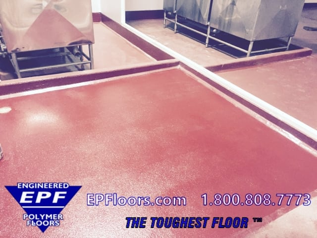 durable seafood floor