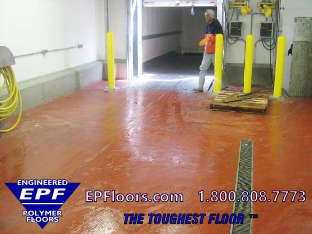 food processing floors