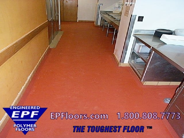 food safe seafood floor