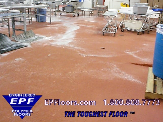 food grade seafood floor
