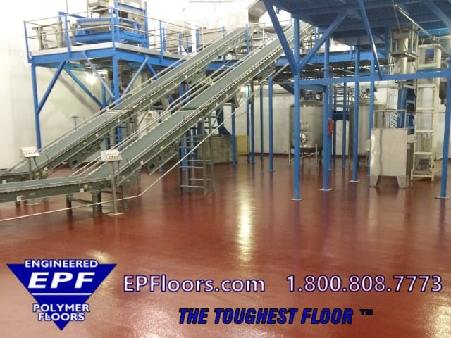 usda epoxy floor