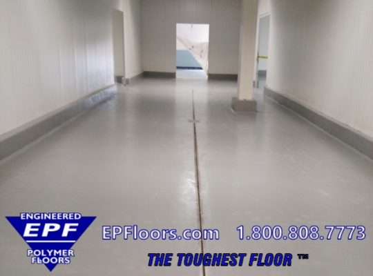 food cooler floor